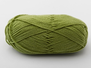 Kool Kotton Knitting Yarn (Lime KK12)