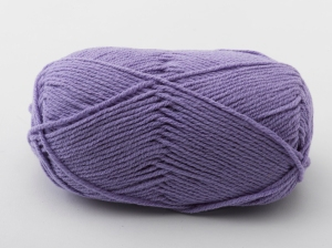 Kool Kotton Knitting Yarn (Lilac KK2)