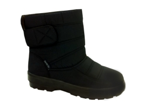 Ladies Winter Snow Boots Black